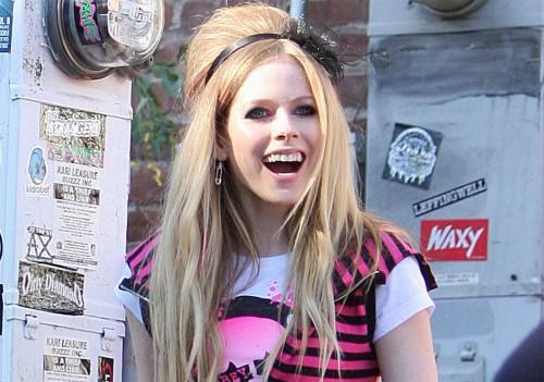 Avril Lavigne is punk