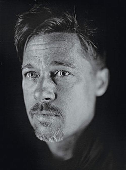 Brad Pitt in W