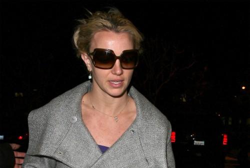 Britney Spears in Calabasas