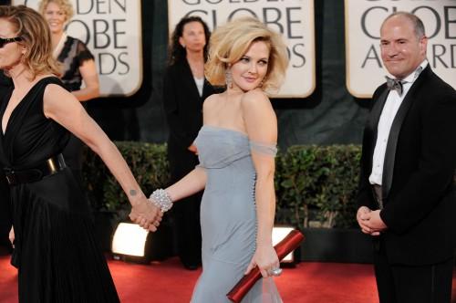 Drew Barrymore @ The Golden Globes