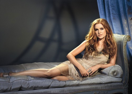 Isla Fisher does InStyle