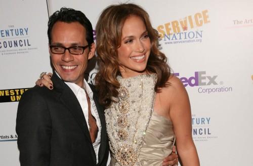 Jennifer Lopez @ Artists And Athletes Alliance