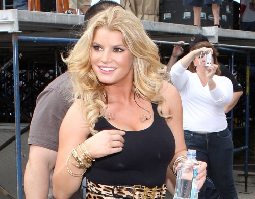 Jessica Simpson Chili Cook-off