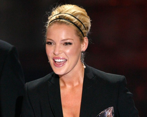 Katherine Heigl is a winner