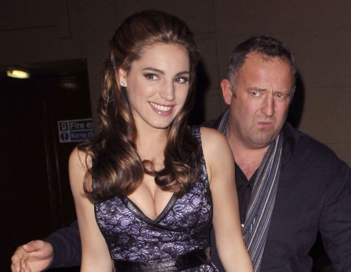 Kelly Brook @ Britain's Got Talent