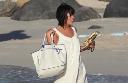 Lily Allen @ The Beach