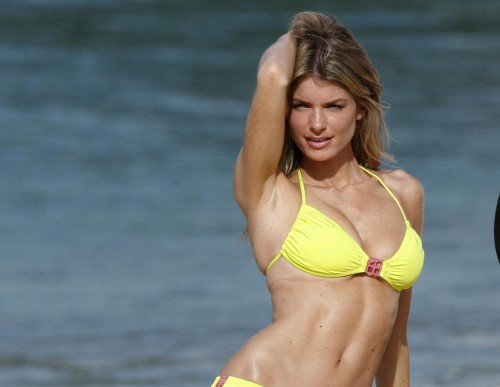 Marisa Miller photo shoot
