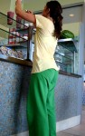 minka kelly gym 05