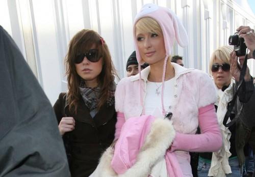 Paris Hilton is an imbecile