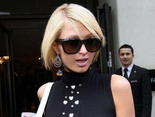 Paris Hilton is fashionable