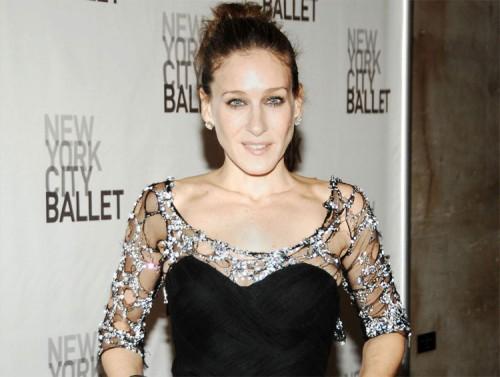Sarah Jessica Parker NYC Ballet