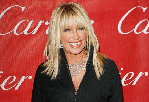 Suzanne Somers @ Palm Springs Film Fest