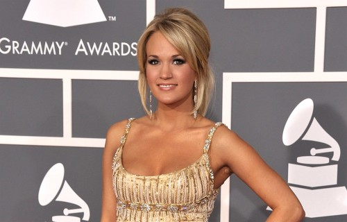 Carrie Underwood @ The Grammys