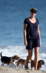 charlize theron beach 03