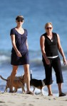 charlize theron beach 04
