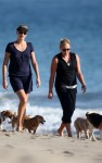 charlize theron beach 05