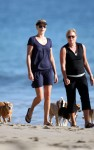 charlize theron beach 07