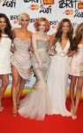 girls aloud brit awards 02