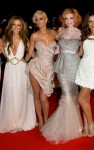 girls aloud brit awards 07