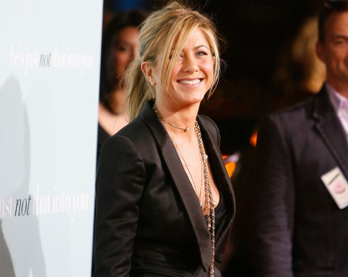 """Jennifer Aniston @ """"He's Just Not That Into You"""""""
