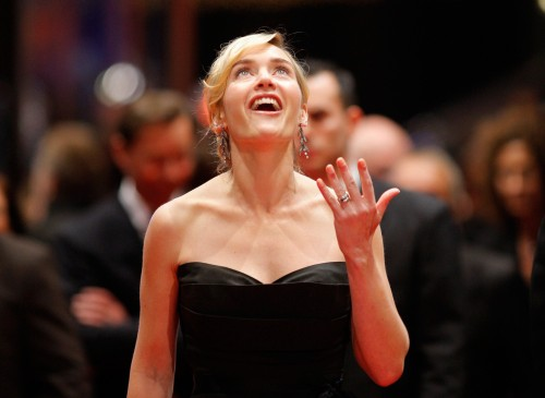 "Kate Winslet @ ""The Reader"" premiere"