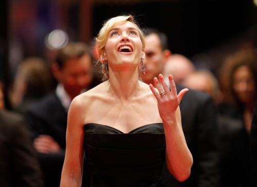 "Kate Winslet @ ""The Reader"" premiere"