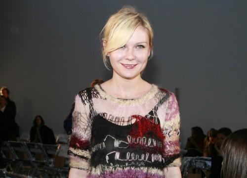 Kirsten Dunst @ Fashion Week