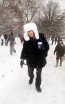 lily allen snow 07