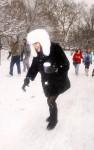 lily allen snow 08
