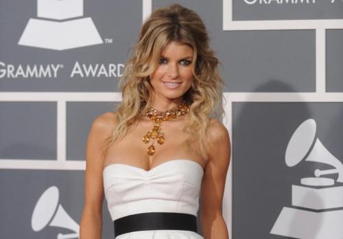 Marisa Miller @ The 2009 Grammys