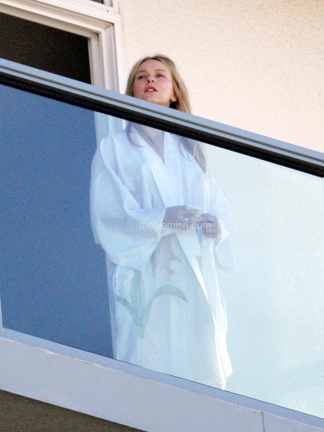 Naomi Watts Nude Balcony 87