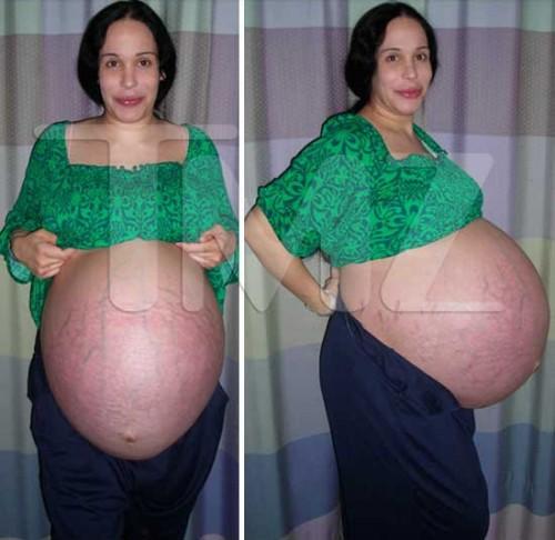 Nadya Suleman pregnant