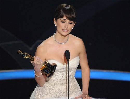Penelope Cruz is a winner