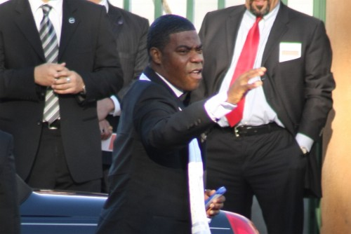 Tracy Morgan @ SAG Awards