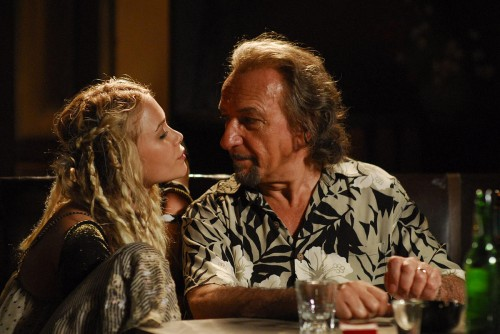 "Mary-Kate Olsen and Ben Kingsley in ""The Wackness"""