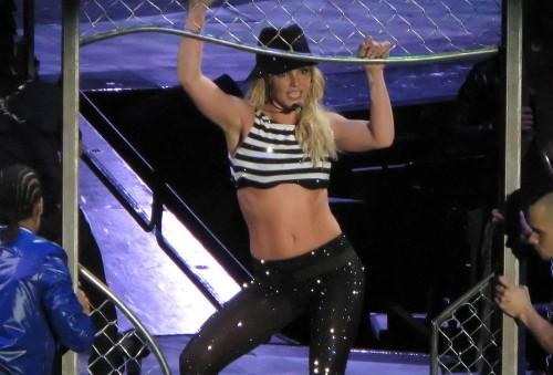 Britney Spears in Atlanta