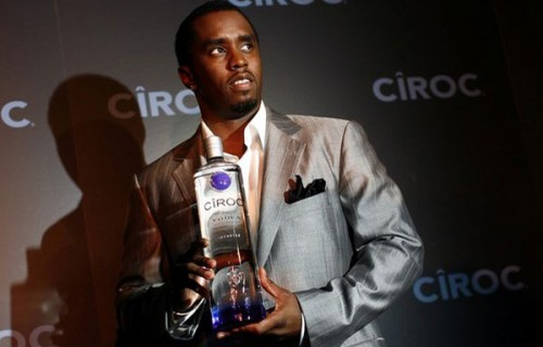Sean Combs & Ciroc