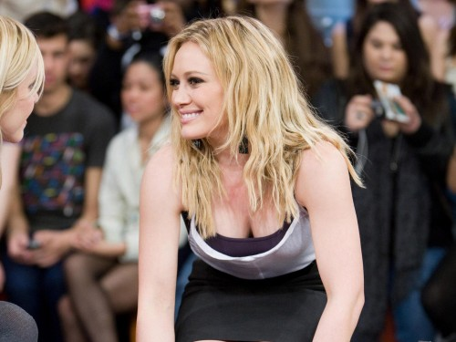 Hilary Duff @ Much Music