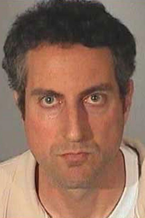 Howard K. Stern mugshot