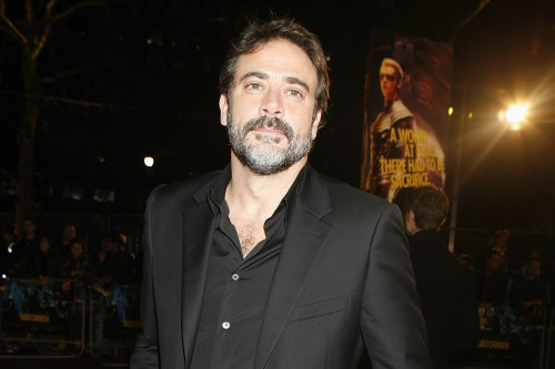 Jeffrey Dean Morgan @ Watchmen
