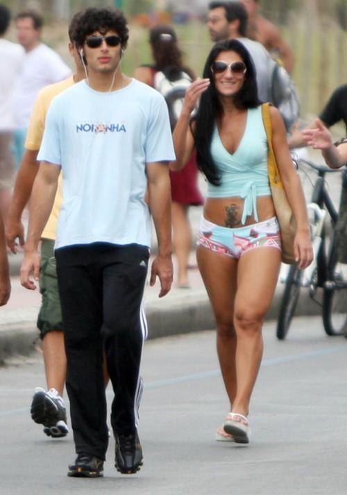 Jesus Luz & Luciana Costa