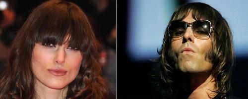 Keira & Liam Gallagher