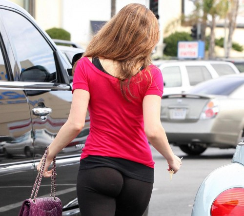 Kelly Brook in LA