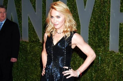 Madonna @ Vanity Fair