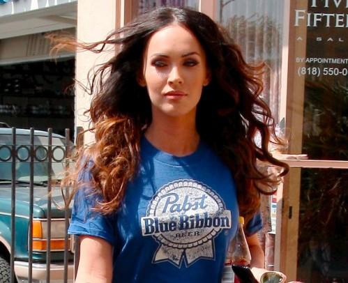 Megan Fox haircut