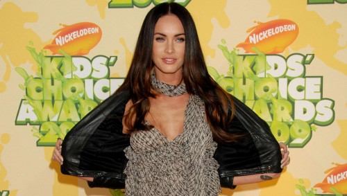 Megan Fox @ Kid's Choice Awards