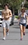miley cyrus jogs 04