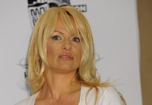 Pamela Anderson is offended