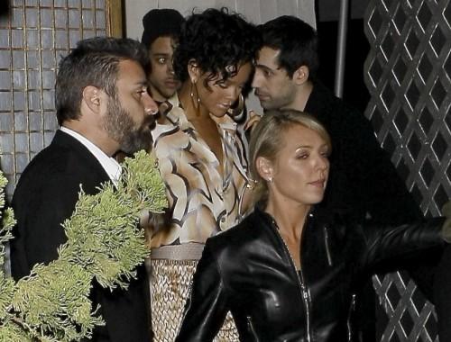 Rihanna & Bodyguard