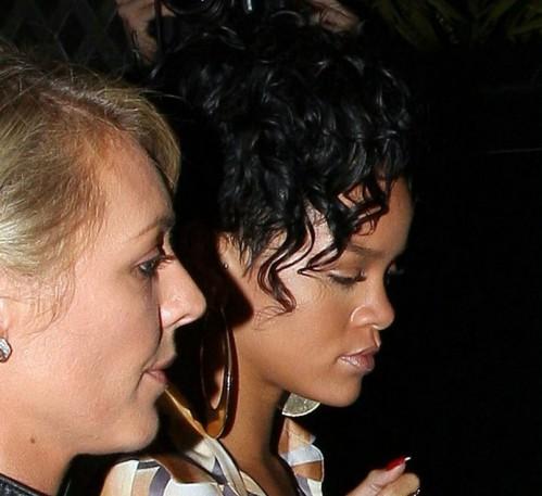 Rihanna @ Les Deux